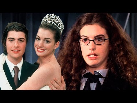 14 Things You Didn't Know About The Princess Diaries Movies