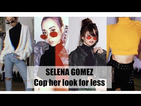 Selena Gomez    Cop her LOOK FOR LESS (中文) thumbnail
