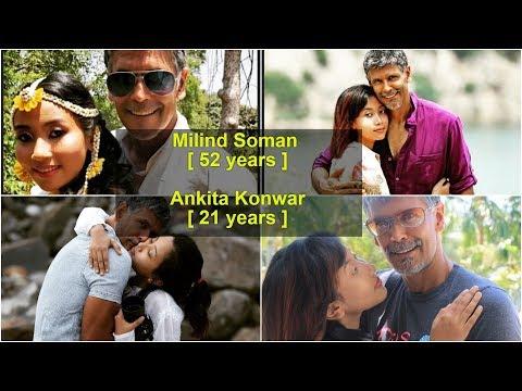 Milind Soman Wedding | Ankita Weds Milind | ** See Love Journey **
