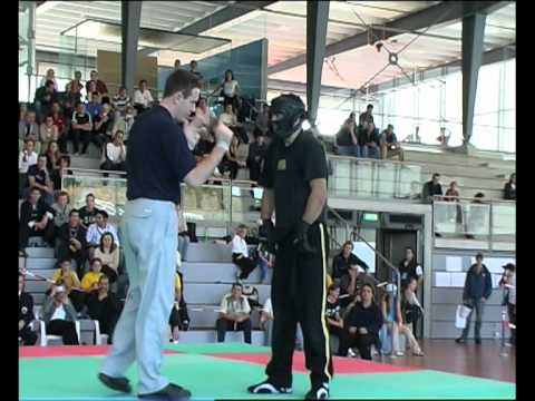 Leitai Fullcontact fight - SwissOpen Kung Fu Tournament 2004 PART 2/2 Image 1
