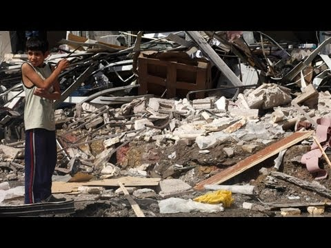 Syria: Damascus blasts purportedly caused by Israel air strike