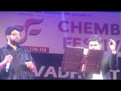 Avadhoot Gupte LIVE IN CONCERT  Chembur Festival 2013