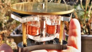 "Free Energy Magnet Motor fan. Copper coil ""Free Energy"" Generator by Wasaby Sajado"