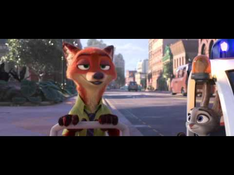 Zootropolis: Město zvířat - nový trailer