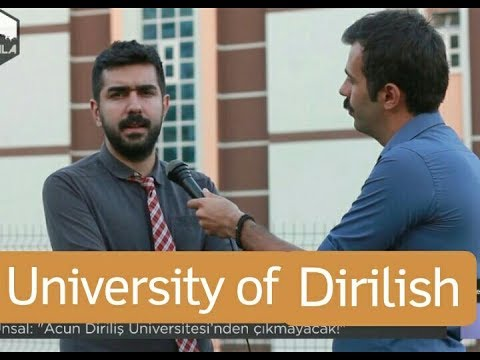 Diriliş Üniversitesi Tanıtım Günleri