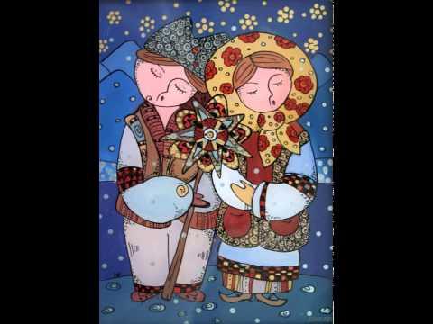 Щедрівка Роді, Боже, жито - фольклорний гурт Веснянка - Ukrainian Christmas Carol