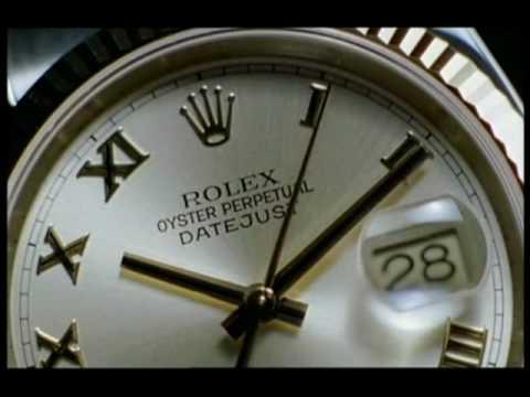 roger federer rolex ad. Roger Federer rolex commercial