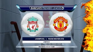 FIFA 16 - Liverpool FC vs Manchester United - Highlights