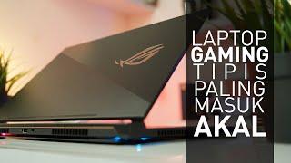 Laptop GAMING TIPIS yang WORTH IT !!! | Review Asus ROG Zephyrus S GX531GV
