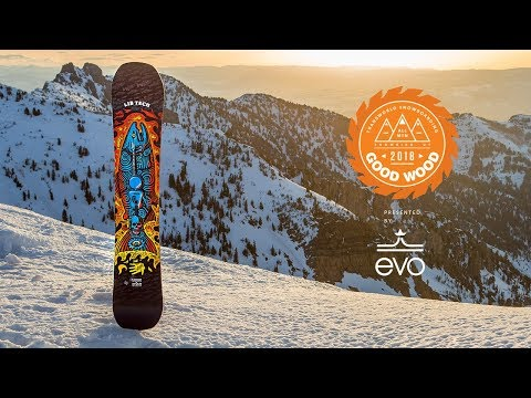 Lib Tech E. Jack Knife - Good Wood Reviews : Best Men's All Mountain Snowboards of 2017-2018