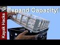 Setup A Kayak Milk Crate Cover Or Lid mp3