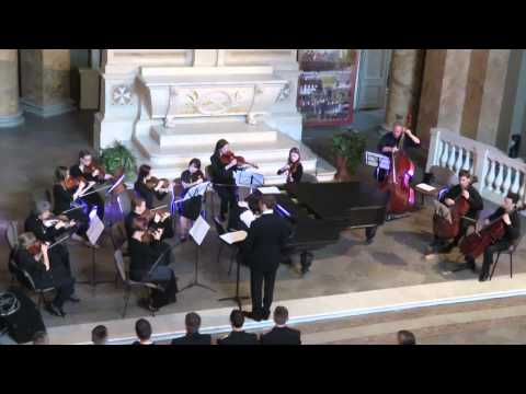 Бах Иоганн Себастьян - BWV 1056 - Концерт фа минор Mvt Arioso