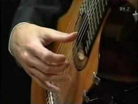Goran Sollscher - 12 string guitar