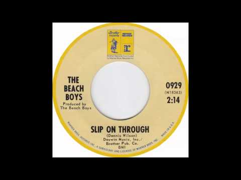The Beach Boys - Slip On Through (demo)