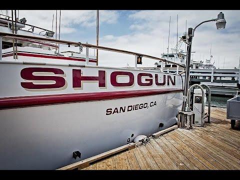 """"""" OFFSHORE FISHING WITH SHOGUN SPORT FISHING 2014 """""""