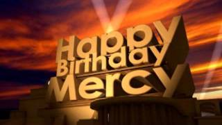 Download Lagu Happy Birthday Mercy Gratis STAFABAND