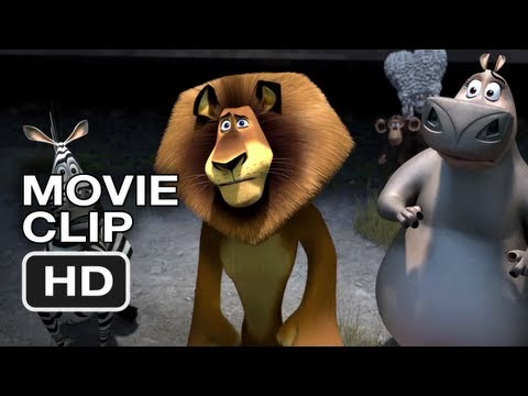 Madagascar 3 Europes Most Wanted - Movie CLIP #2 - Are You Circus? (2012) HD Movie