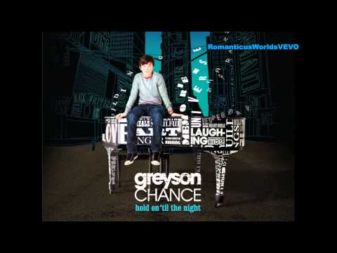08. Summertrain - Greyson Chance [Hold On 'Til the Night]