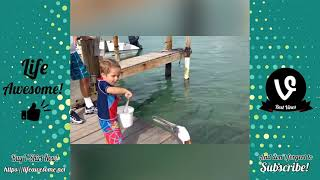 Try not to laugh funny kids fails 2018 the best challenge ever😅