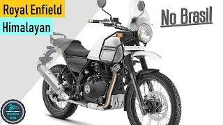 💥 Nova Royal Enfield Himalayan 💥 Aventureira de 400cc no Brasil. O preço surpreende!