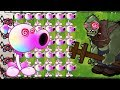 Plants vs Zombies Epic Hack - Hypno-shroom vs Dr. Zomboss