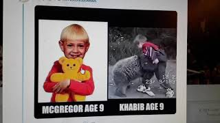 Conor McGregor Wrestled Bears Too