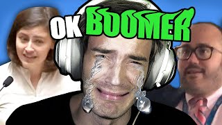STOP calling me A BOOMER!!!  LWIAY #0098