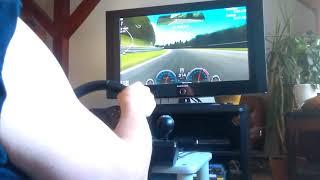 Aryton Senna Lotus 97T Nurburging Best Lap GT6 gameplay