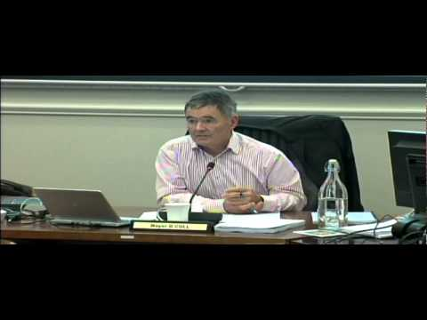 Dunedin City Council - Draft Long Term Plan Deliberations - May 18 2015 - Part 2
