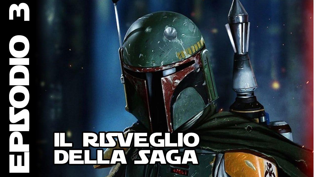 Star Wars: Il Risveglio della Saga - Episodio3 [HD]