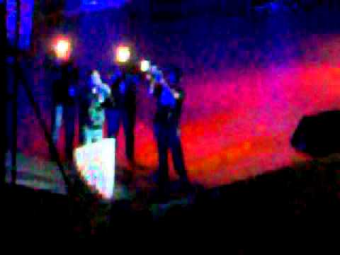 Coco Martin singing in panaad april 2011 part 2