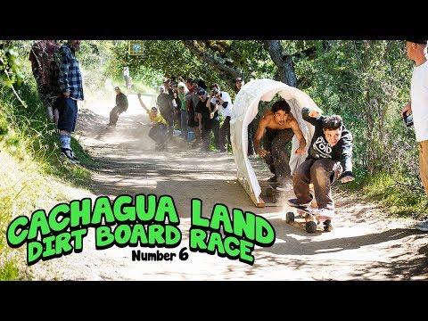 """Zarosh's """"Cachagua 6"""" Dirtboard Race"""