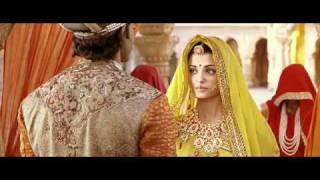 jodhaa akbar video song
