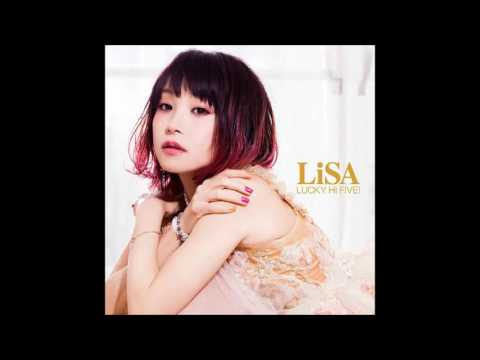 LiSA - LUCKY Hi FiVE! 專輯(全)