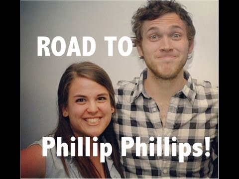 Road To Phillip Phillips, Can I Sing With You? video