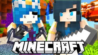THE STRANGEST THINGS WE'VE EVER EATEN? | Minecraft LIVE!