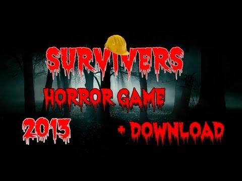 Survivers/Slenderman Co-op-Horror Game+Download Link *2013*