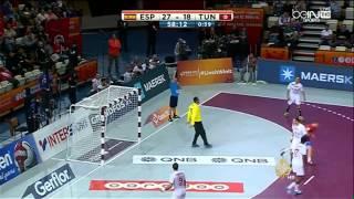 خروج منتخب تونس من بطولة العالم لكرة اليد