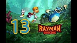 Rob n' Tom: Rayman Origins Part 13 - Popcorn Clouds