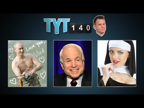 Russian Incursion, Attacking ISIS, Contraception & Sterling's Beard? | TYT140 (August 22, 2014)