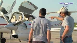 AYJET Flight School Promotional Film Produced by Compact Production