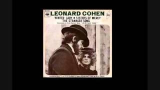 Watch Leonard Cohen The Stranger Song video