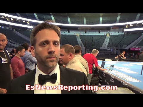 "MAX KELLERMAN: MAYWEATHER 0% CHANCE IN MMA; MCGREGOR 0% CHANCE IN BOXING; IT'S A ""SIDESHOW"""