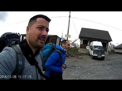 Grúzia utazás 1.rész