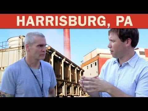 Bankrupt, Incinerator Burns Up $ | Henry Rollins' Capitalism: Harrisburg, Pennsylvania | TakePart TV