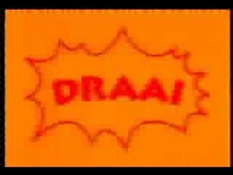Flippo's reclame uit de jaren 90 (Nederlands)