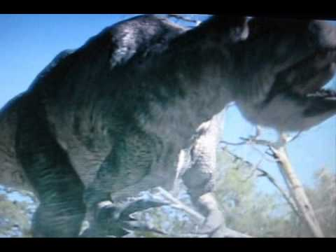 Walking with Dinosaurs Short Trailer - Trinity
