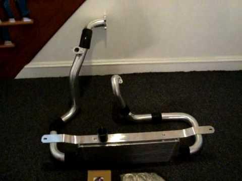 *DSM* 2g Eclipse/Talon Punishment Racing FMIC Kit