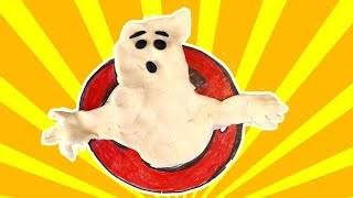 How To Draw Ghostbusters Logo – Mr. Cute Cartoon Drawing Club