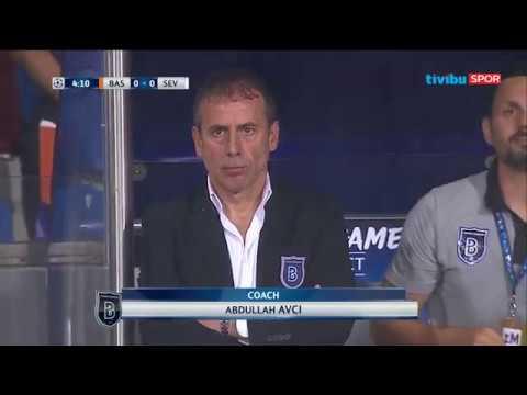 Başakşehir 1 - 2 Sevilla | UEFA Şampiyonlar Ligi Play-Off Turu Maç Özeti